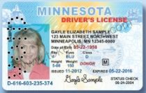 Minnesota License Invalidated